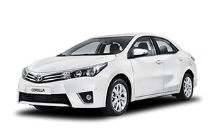 Rent a car in Athens Toyota Corolla (Auto)