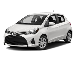 Rent a car in Athens Toyota Yaris